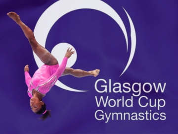 Glasgow World Cup Gymnastics