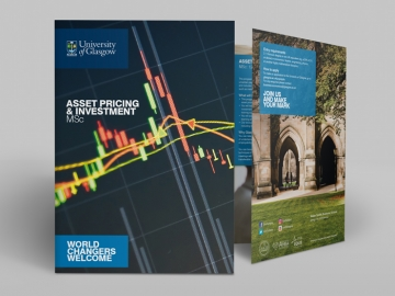 4 page leaflets