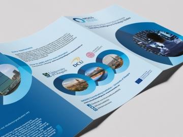 6 page leaflets