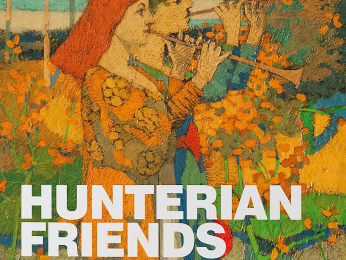 Hunterian Friends