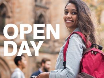 University of Glasgow Open Day